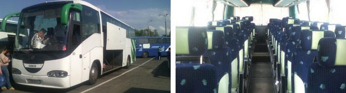 Автобусные туры в Питер из Минска