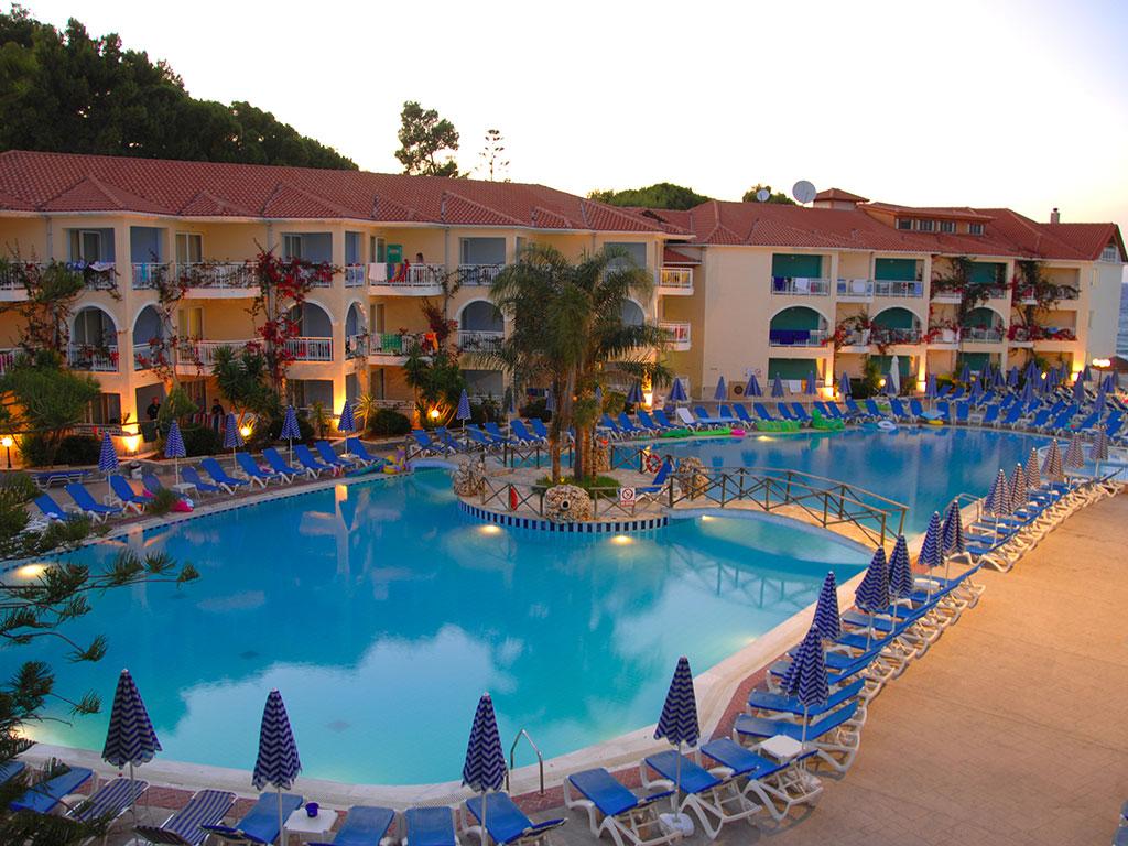 Гостиницу в остров Цивили
