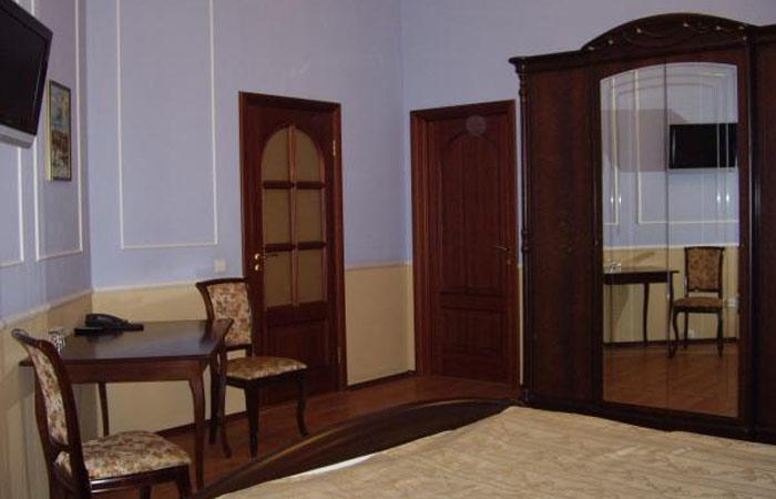 Отели Петербурга