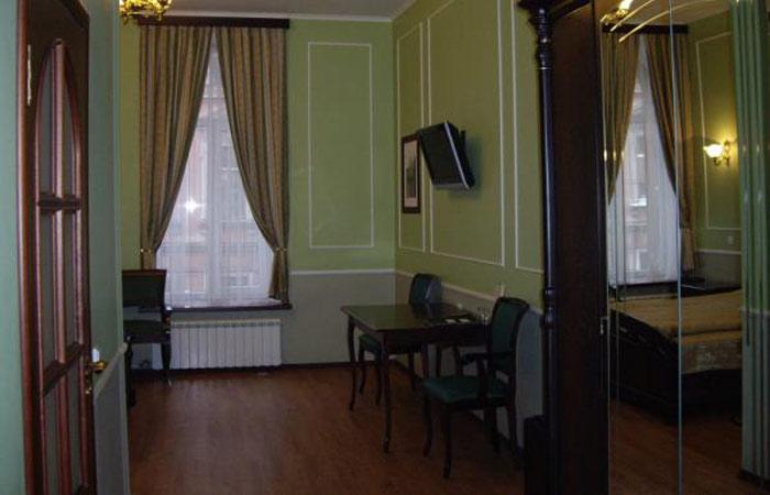 Отель Классик в Петербурге