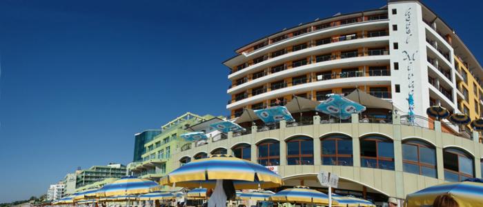 Лучшие отели в несебре болгария