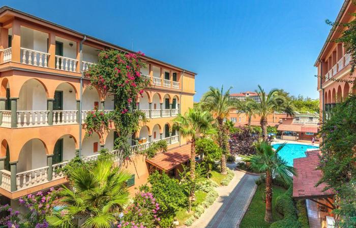 Отель Solim Inn 3* Кириш Турция — отзывы, описание